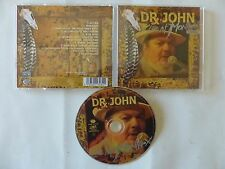 CD Album dr john lIVE AT mONTREUX 1995 eagcd308