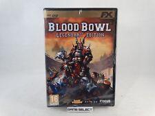 BLOOD BOWL LEGENDARY EDITION PC COMPUTER DVD-ROM FX INTERACTIVE NUOVO SIGILLATO
