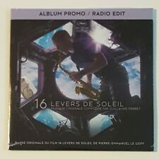 "GUILLAUME PERRET ♦ NEUF ! CD PROMO ♦ BO FILM ""16 LEVERS DE SOLEIL"" // 4 Titres"