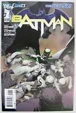 Batman #1 NEW 52 1st Print 2011 Snyder Capullo EXCELLENT! BIG PICS! VHTF!