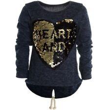 Markenlose Mädchen-Pullover & -Strickware in Größe 128 Freizeit