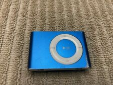 APPLE IPOD SHUFFLE MODEL: A1204 1 GB 2ND GEN ~BLUE~ (NO CHARGING DOCK)