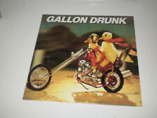 "GALLON DRUNK - SOME FOOLS MESS - 12"" PURPLE VINYL MADE IN UK - 1991 CLAWFIST -"