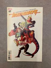 Runaways #21 Main Cover A 1st Print Rowell Genolet O'Hlloran Marvel (2019)