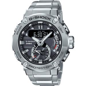 CASIO G-SHOCK GST G-STEEL GST-B200D-1AER BNIB RRP £349