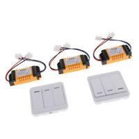 Récepteur émetteur 433MHz de commutateur de télécommande sans fil de rf