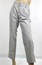 $795 NEW Authentic Gucci Capri Pants w/Metal Horsebit Charm, sz 36, 232121