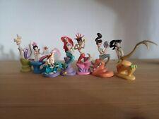 Ariel and her sisters Figurine Little Mermaid Arielle Disney