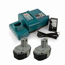 2+1 Combo 2 x 18V 18 Volt3.0 Batteries+ Charger For Makita 1823 1833 1834