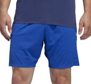 adidas HEAT.RDY 7 Inch Mens Training Shorts - Blue