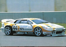 Lotus Esprit Sport 300 Le Mans Racecar 1993 Original UK Information Brochure
