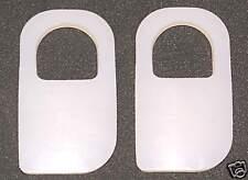 FACTORY PARTS! Bunn Ultra Flat Faucet Seals PAIR Ultra-2 32268.1000 32268.0000 s