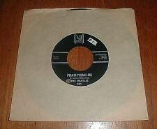 "BEATLES 1964 ""Please Please Me"" 45 VJ 581 brackets VG++"