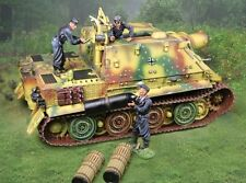 THE COLLECTORS SHOWCASE WW2 GERMAN NORMANDY STURMTIGER TANK SET MIB