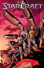 STARCRAFT VOL #1 HARDCOVER Sci Fi Video Game War Comics HC NEW!
