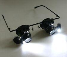 20X Lente D'ingrandimento Occhiali Da Vista lente