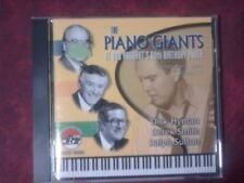 COMPILATION- THE PIANO GIANTS (ARBORS JAZZ REC.). CD.