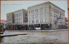 1910 Postcard - ''The Ellis Hotel - Waterloo, Iowa IA''