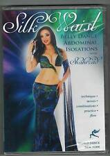 Bellydance - Shahrzad - Silk Waist(Belly Dance Abdominal Isolations)