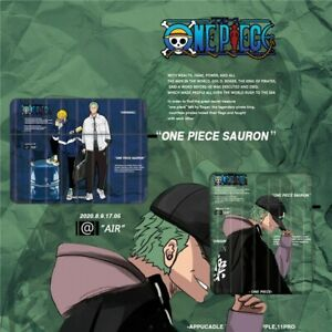 One Piece Zoro and Sanji Protective Case Cover Anime For Airpods Pro & Gen 1 2