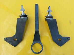Peugeot 306 Cabriolet Hardtop tools , brackets and spanner 40''