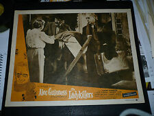 LADYKILLERS, orig 1955 LC (Alec Guinness, Cecil Parker)