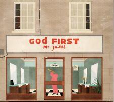MR JUKES - GOD FIRST      *NEW & SEALED 2017 CD ALBUM*