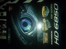 Ati Radeon HD 6850 ddr5 tarjeta grafica pc 3d para juegos