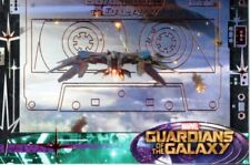 Marvel Guardians of the Galaxy 2014 - Upper Deck - Bronze Parallel Hobby #70