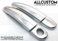 CHROME SIDE EXTERIOR DOOR HANDLE COVERS for AUDI TT 8J 2006-14 SLINE S TTS TTRS