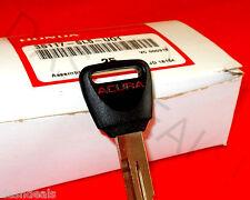 Genuine NEW Honda Acura OEM Master Key Blank =RED= Acura Integra CL TL Vigor