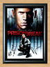 Prison Break Wentworth Miller Dominic Purcell Signed Autographed A4 Photo Poster