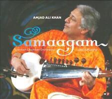 SCOTTISH CHAMBER ORCHESTRA/AMJAD ALI KHAN - SAMAAGAM NEW CD