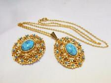 Alloy Stone Costume Jewellery Sets