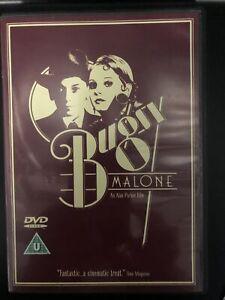 BUGSY MALONE DVD SCOTT BAIO & JODIE FOSTER Region 2