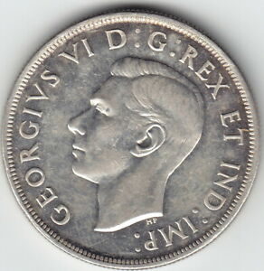 1946 CANADA 1 SILVER DOLLAR UNCIRCULATED