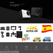 MGCOOL Explorer Pro 2'' WiFi 4K Ultra HD Cámara Deportiva Acción Impermeable DV