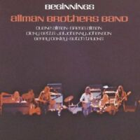 The Allman Brothers Band - Beginnings NEW CD