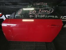 03-07 Infiniti G35 Driver Door Left LH Side - Red Coupe 2DR