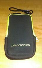 NEW Plantronics BackBeat Fit Neoprene Reversible Pouch ARMBAND - GREEN BLACK