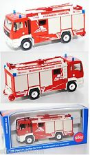 Siku 2101 03900 assistance pompier HLF man tga 18.460 M FW pompier