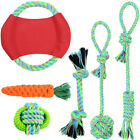 dog rope toys for aggressive chewers-set of 6 nearly indestructible dog toys