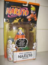 2006 Shonen Jumps NARUTO *Tree Climbing NARUTO Uzumai* Figure by Mattel