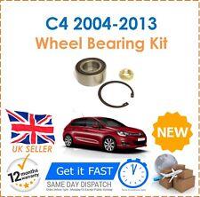 For Citroen C4 2004-2013 Front Wheel Bearing Kit New OE Quality