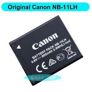 Original Canon NB-11LH battery for A2300 A3400 SX400 SX410 SX430 IXUS245 IXUS170