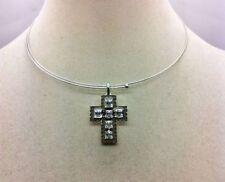 Markenlose Modeschmuck-Halsketten & -Anhänger mit Zirkon-Hauptstein für Damen