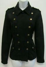 MARKS & SPENCER LIMITED COLLECTION WOMENS SMART JACKET SIZE 10 BLACK