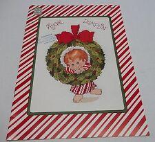 Angel Dumplin' Designs by Gloria & Pat Cross Stitch Book Drawing Board 1983