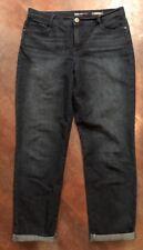 Women's STYLE&CO Denim Slim Leg Jeans Size 14