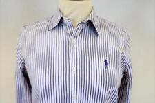 Maglie e camicie da donna a manica lunga Ralph Lauren a righe